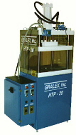 Gralex Hydraulic Test Press