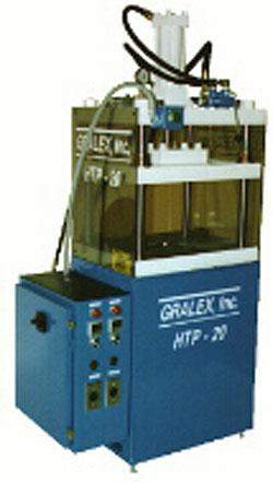 Gralex Hydraulic Test Press